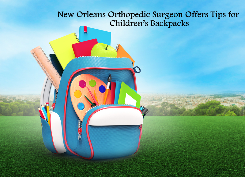 New Orleans orthopedic surgeon