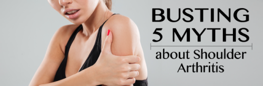 Shoulder Arthritis Pain
