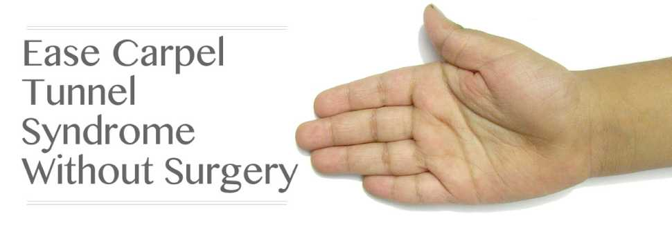 Ease Carpel Tunnel Syndrome in New Orleans Without Surgery
