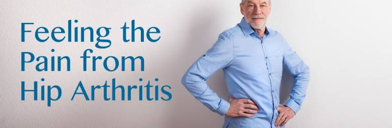 Feeling the Pain from Hip Arthritis in Louisiana?