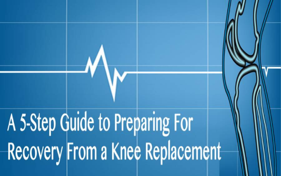 A 5-Step Guide to Preparing For Recovery From a Louisiana Knee Replacement