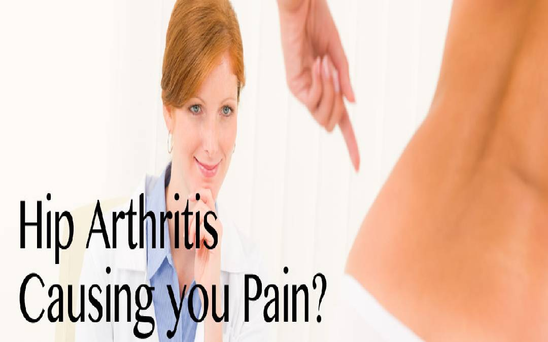 Hip Arthritis in Louisiana Causing you Pain?