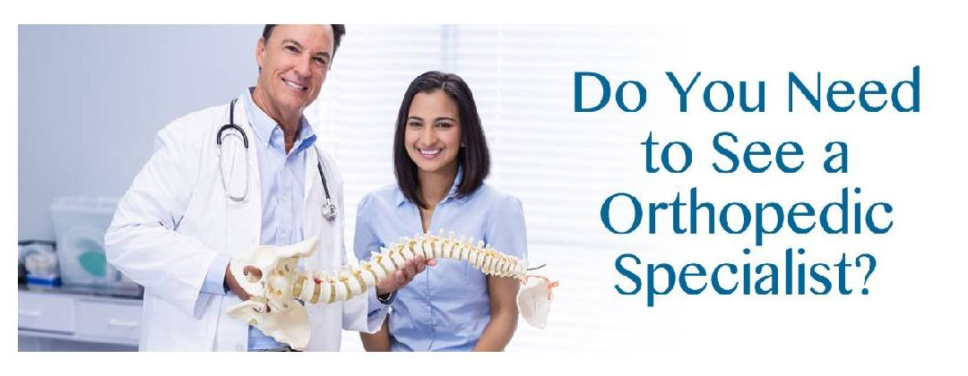 Do You Need to See a Louisiana Orthopedic Specialist?